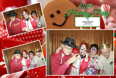 2019.12.18 - Elmcroft of Bella Vita Holiday Party, Venice, FL