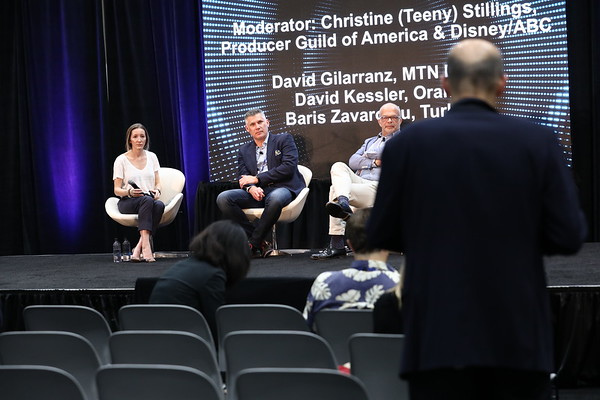 #MWC19 #Entertainment #5G Executive Forum: International Entertainment Distribution and Localization
