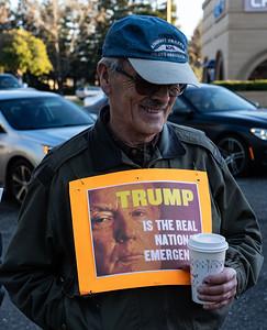 Anti-Trump Demo-8476