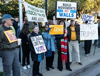 Anti-Trump Demo-8483