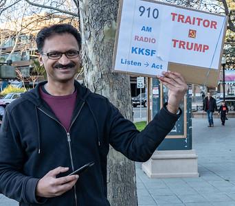 Anti-Trump Demo-8484