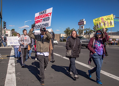 #FakeNationalEmergency - San Jose, CA