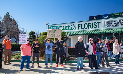 #FakeNationalEmergency - San Jose, CA