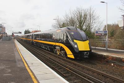 180112 Basingstoke 06/02/19 5Q54 Eastleigh to Bounds Green