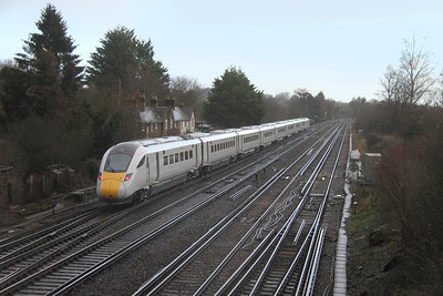 800104 Worting Junction 07/02/19 5X82 Eastleigh to Acton