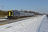 2 February 2019 :: South Western Railway 159 007 is seen at Worting Junction working 1L31, the 1150 ftom Waterloo to Salisbury