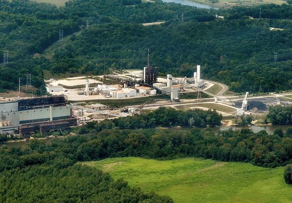 MET 022419 Amonia Plant Aerial