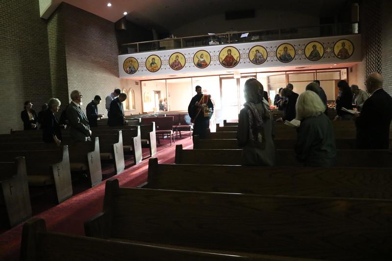 First Bridegroom Service