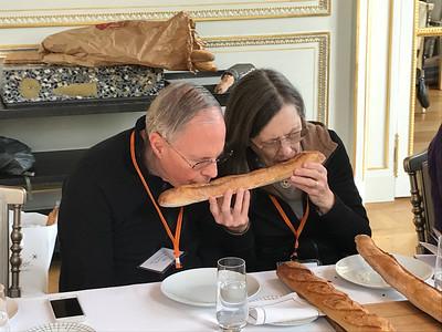 St. Clair - Bill and Nancy Bread Tasting
