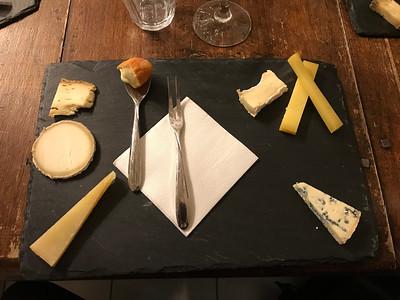 St. Clair - Cheese Tasting
