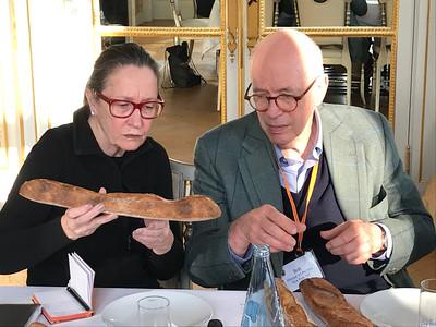 St. Clair - Bob and Stephanie Bread Tasting