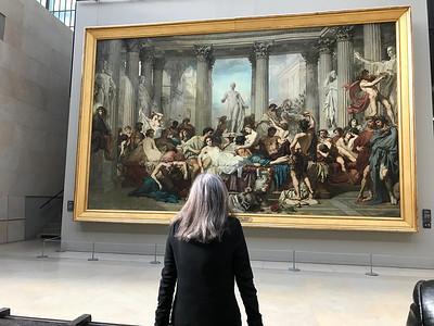 St. Clair - Nancy at Musee d'Orsay