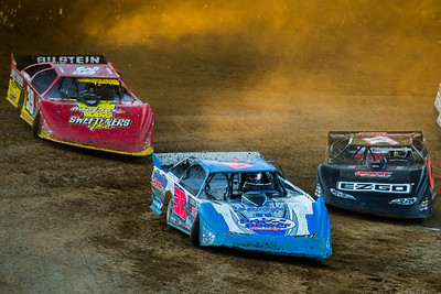 Todd Brennan (30), Dale McDowell (17M) and Tim McCreadie (39)