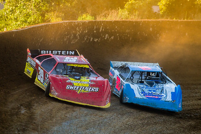 Tim McCreadie (39) and Todd Brennan (30)