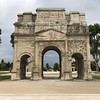 Triumph Arch in Orange, France.