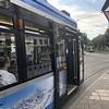 München trams (4 tracks here)
