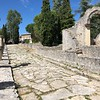 Old Roman ruins (town)