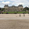Paris sightseeing. The Luxembourg Palace.