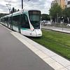 new streetcar line in the Paris suburbs