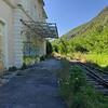 abandoned railway, nearest railway to Greg's house.