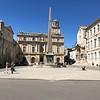 Arles, main plaza
