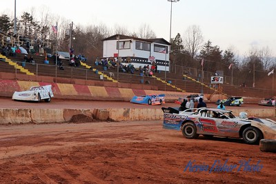 a) Blue Ridge Outlaw Late Models   010