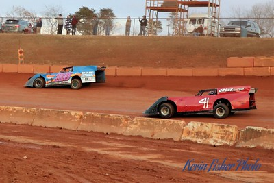 a) Blue Ridge Outlaw Late Models   012