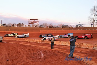 a) Blue Ridge Outlaw Late Models   009
