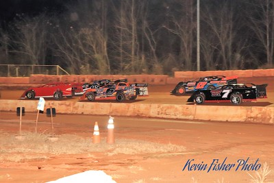 b) 602 Late Model Feature   031