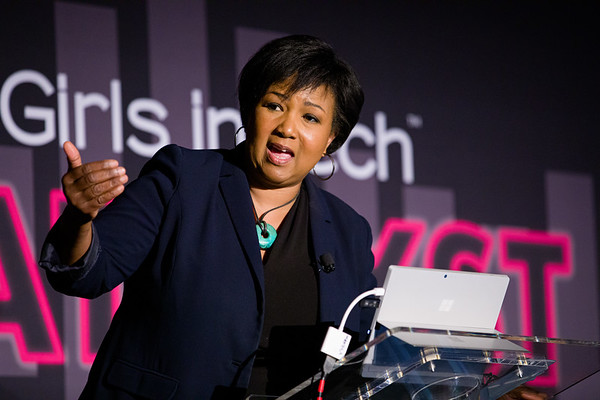 Dr. Mae Jemison Photo By Michael O'Donnell of ShinyRedPhoto.com