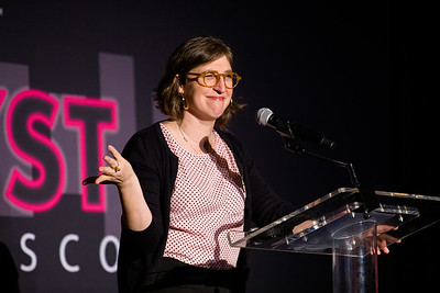 Mayim Bialik Photo By Michael O'Donnell of ShinyRedPhoto.com