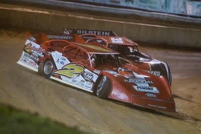 Brandon Overton (2) and Tim McCreadie (39)
