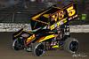 Pennsylvania Sprint Car Speedweek - Grandview Speedway - 5 Dylan Cisney