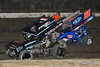 Pennsylvania Sprint Car Speedweek - Grandview Speedway - 39B Christopher Bell, 35 Tyler Reeser