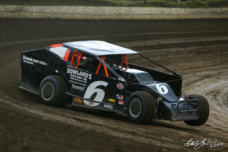 Pennsylvania Sprint Car Speedweek - Grandview Speedway - 6 Alex Bright