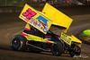 Pennsylvania Sprint Car Speedweek - Grandview Speedway - 37 JJ Grasso