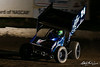 Pennsylvania Sprint Car Speedweek - Grandview Speedway - 24R Rico Abreu