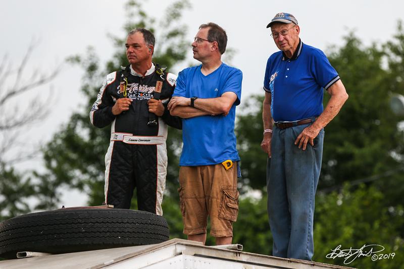 Pennsylvania Sprint Car Speedweek - Grandview Speedway - 69K Lance Dewease
