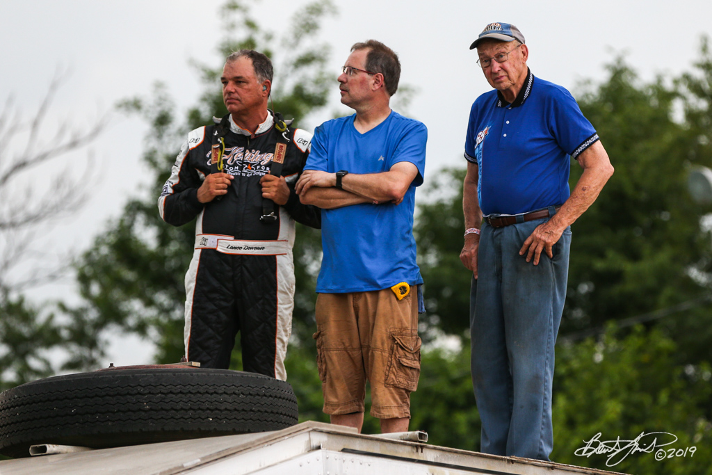 Pennsylvania Sprint Car Speedweek - Grandview Speedway - 69K Lance Dewease