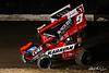 Pennsylvania Sprint Car Speedweek - Grandview Speedway - 9 James McFadden