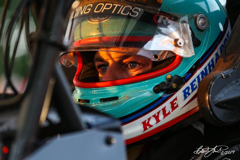 Pennsylvania Sprint Car Speedweek - Grandview Speedway - 91 Kyle Reinhardt