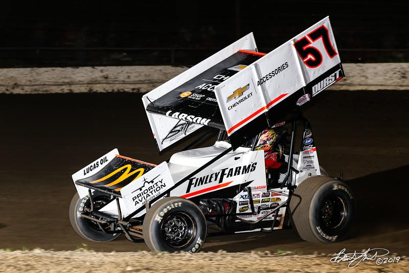 Pennsylvania Sprint Car Speedweek - Grandview Speedway - 57 Kyle Larson