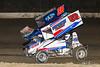 Pennsylvania Sprint Car Speedweek - Grandview Speedway - 35 Tyler Reeser, 53 Jessie Attard