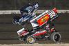 Pennsylvania Sprint Car Speedweek - Grandview Speedway - 26 Cory Eliason, 39M Anthony Macri