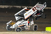 Pennsylvania Sprint Car Speedweek - Grandview Speedway - 57 Kyle Larson, 91 Kyle Reinhardt