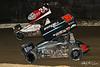 Pennsylvania Sprint Car Speedweek - Grandview Speedway - 24 Lucas Wolfe, 39B Christopher Bell