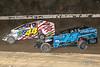 Grandview Speedway - 44M Doug Manmiller, 14 Billy Pauch Jr.