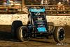 Jesse Hockett Classic - USAC AMSOIL National Sprint Cars - Grandview Speedway - 19AZ CJ Leary