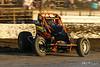 Jesse Hockett Classic - USAC AMSOIL National Sprint Cars - Grandview Speedway - 3X Dominick Buffalino