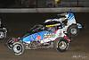 Jesse Hockett Classic - USAC AMSOIL National Sprint Cars - Grandview Speedway - 39 Dave Darland, 21p Carmen Perigo